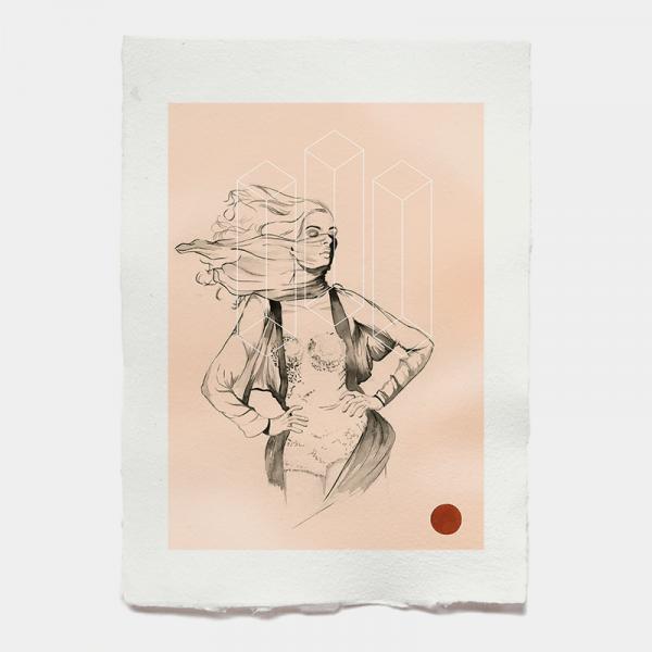 Astronut — Designatelier für Design & Illustration   Andreas Stoessel - Breath of the Mystic
