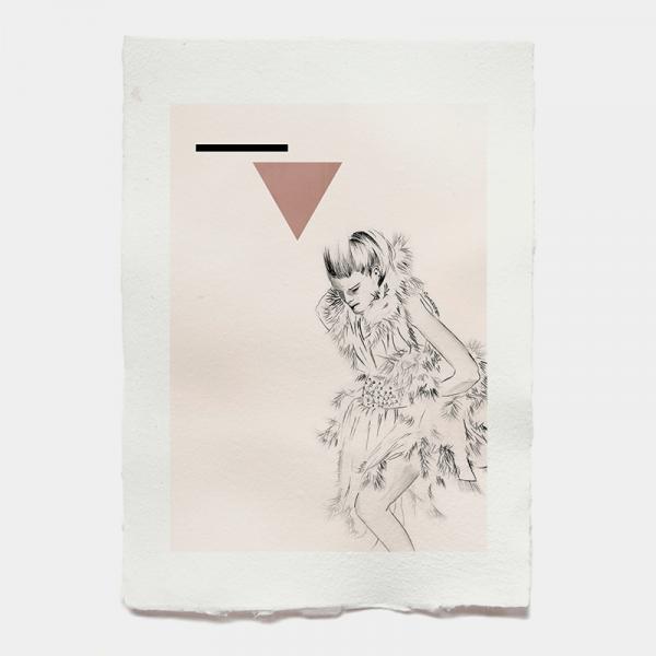 Astronut — Designatelier für Design & Illustration   Andreas Stoessel - Feathers in the Wind