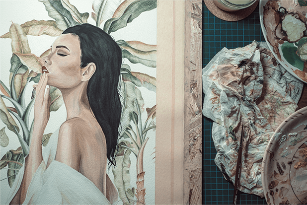Astronut — Designatelier für Design & Illustration | Andreas Stoessel – Leilani